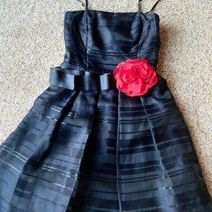 White House/Black Market - Black Cocktail  Dress